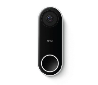 DISH Smart Home Services - Nest Hello Video Doorbell - Front Royal, Virginia - Via Satellite Inc. - DISH Authorized Retailer