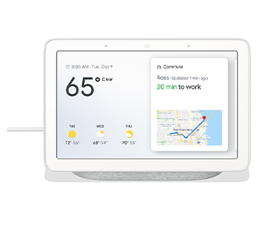 Google Nest Hub - Smart Home - ${busines_name} - Front Royal, VA _ DISH Authorized Retailer