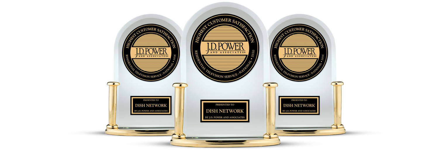 DISH Customer Satisfaction - Ranked #1 by JD Power - Via Satellite Inc. in Front Royal, Virginia - DISH Authorized Retailer
