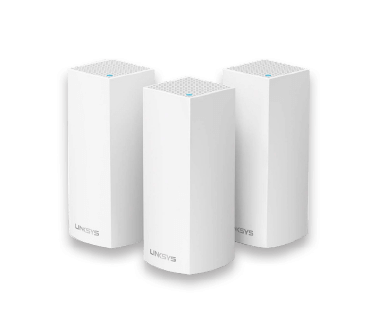 DISH Smart Home Services - Linksys Velop Mesh Router - Front Royal, Virginia - Via Satellite Inc. - DISH Authorized Retailer