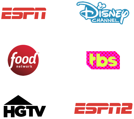 Stream ESPN | Disney | Food Network | tbs with Sling TV