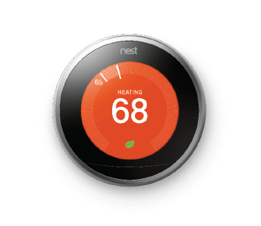 DISH Smart Home Services - Nest Learning Thermostat - Front Royal, Virginia - Via Satellite Inc. - DISH Authorized Retailer